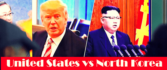 United States Vs North korea